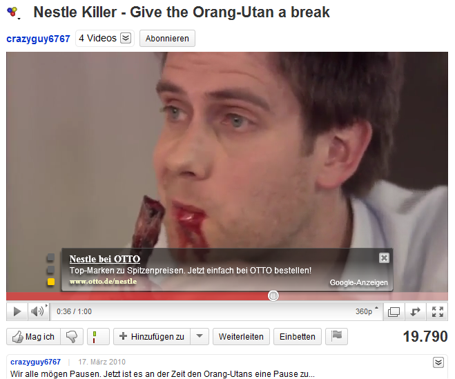 Nestle Killer