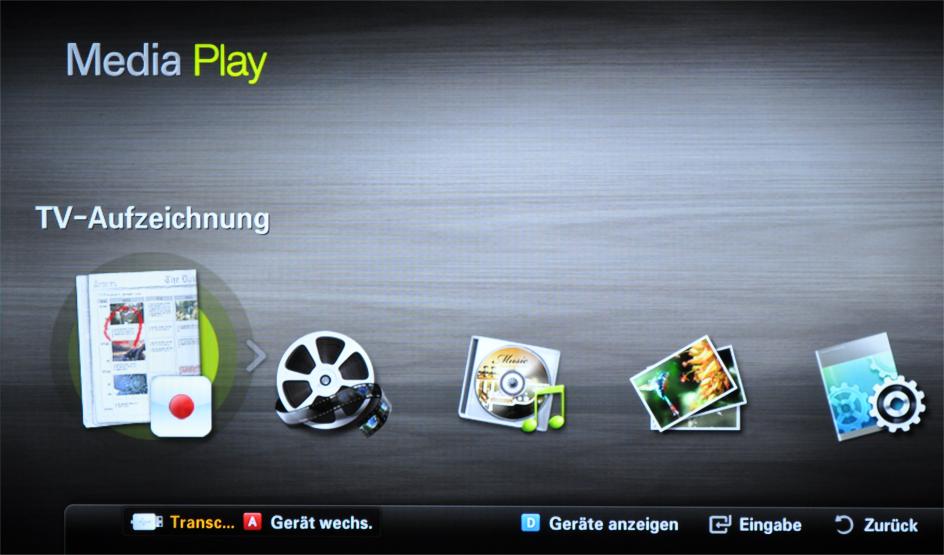 Synology NAS met oudere Samsung TV
