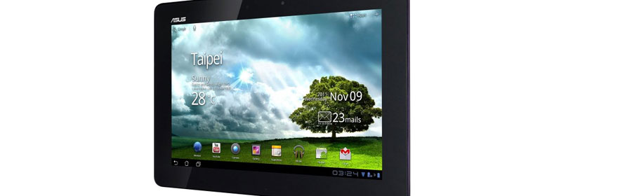 Test: Asus EEE Pad Transformer Prime TF201