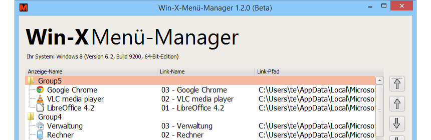 Win-X-Menu-Manager