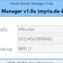 Virtual Router Manager 1.0a