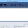 PDF2HTML-Converter