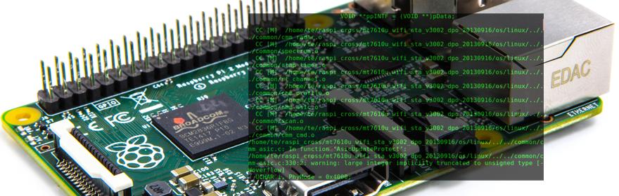 Raspberry Pi Kernel Module erstellen