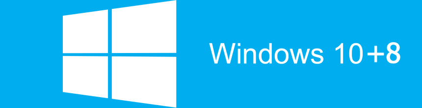 Windows 8 und 10